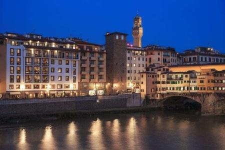 Uitzicht vanaf Portrait Firenze