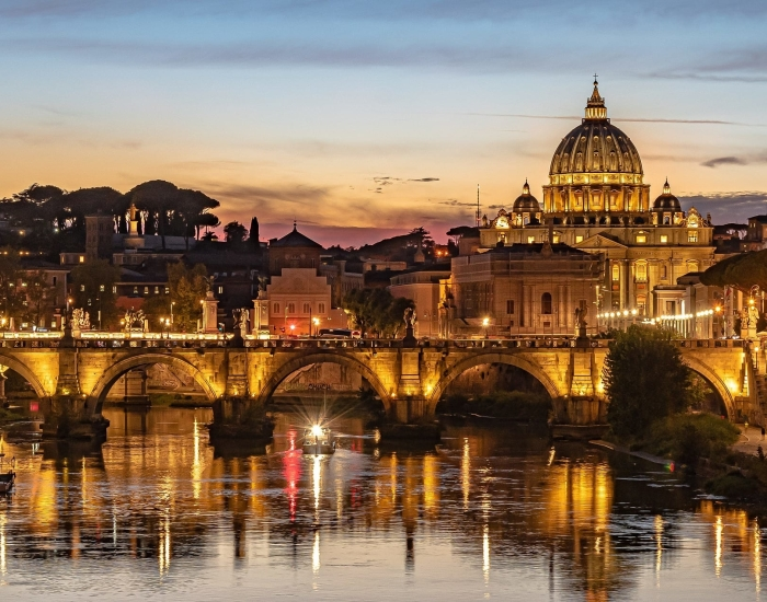 Luxe citytrip Rome - Indyque Travel