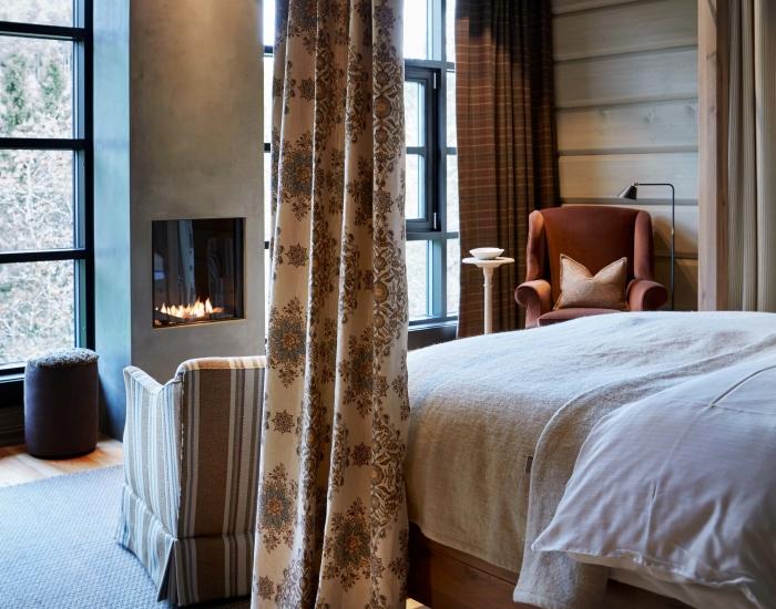 Storfjord Hotel kamer ©Margaret De Lange