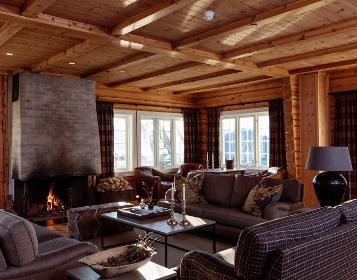 Storfjord Hotel living ©Ingalssphoto