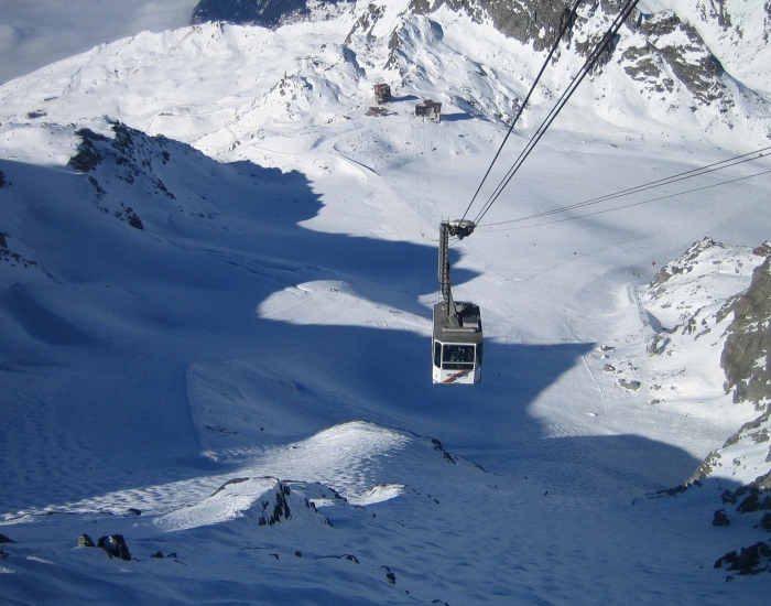 Verbier winter