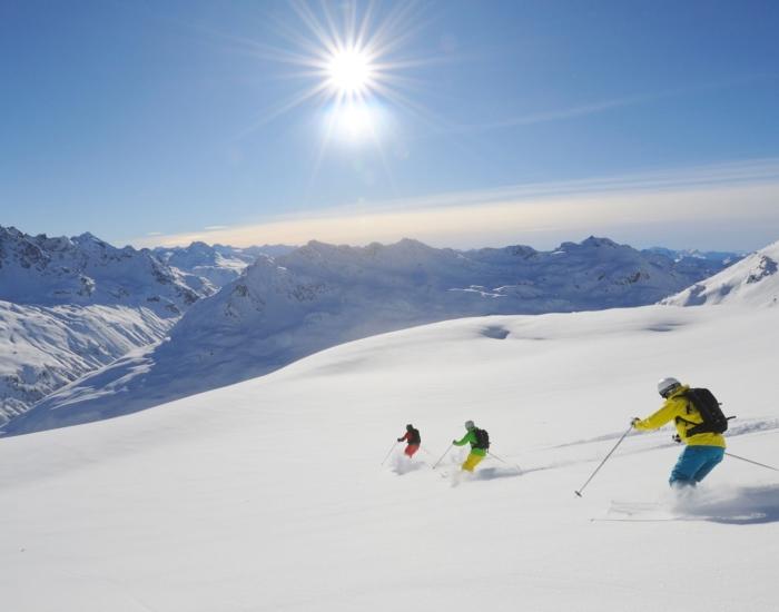 winterafdaling - © Tirol Werbung