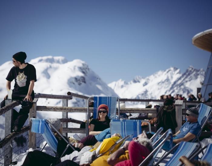 winterse ontspanning - © Tirol Werbung
