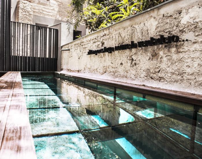 Zwembad Hotel Caro