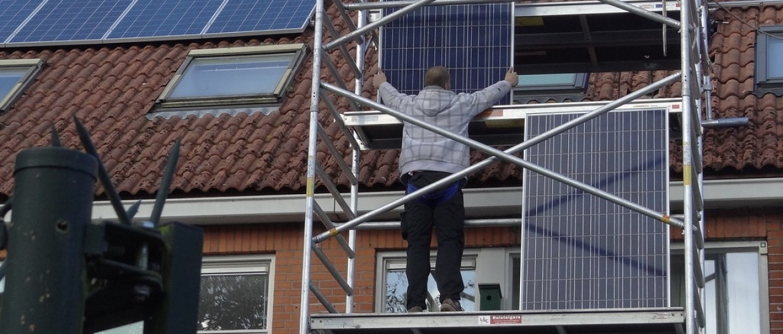 Aardlekschakelaar schakelt zonnepaneelinstallatie uit!