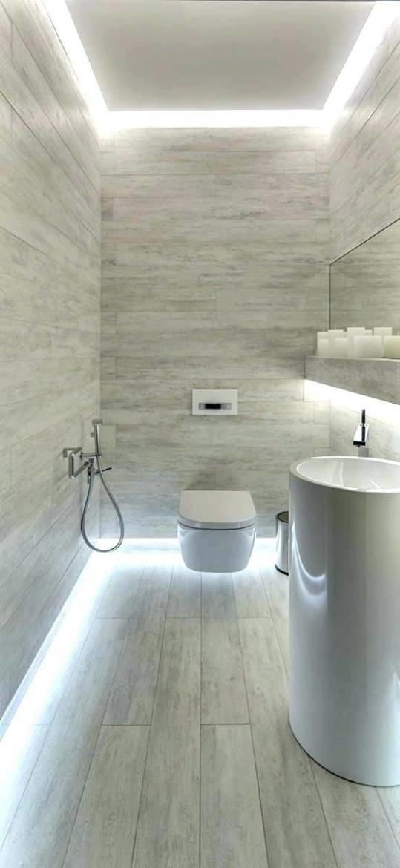 LED strip verlichting badkamer