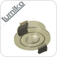 Lumiko LED inbouwspot Siena van Klemko
