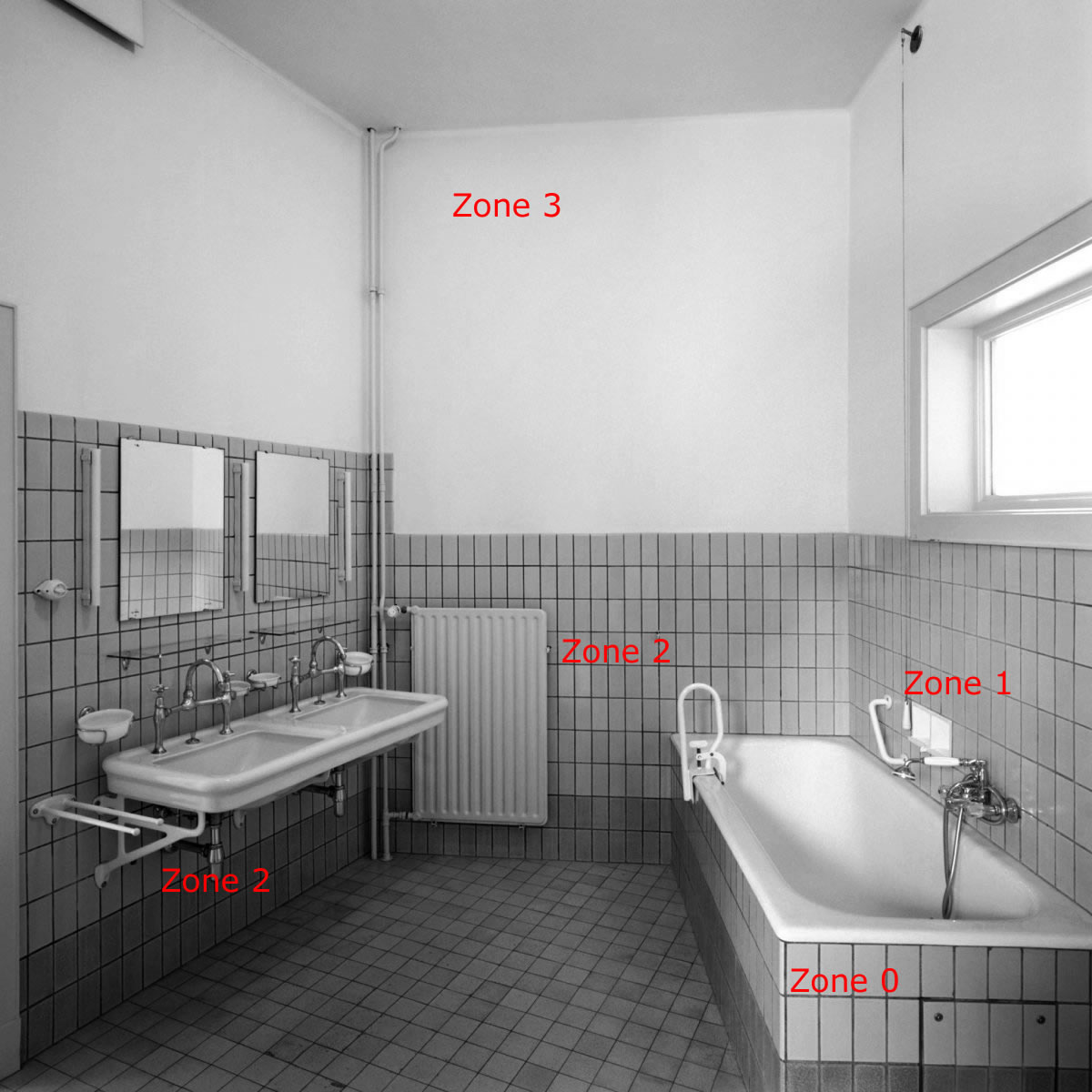 Tips voor de juiste badkamerverlichting
