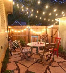 Inspiratie voor de tuin 5 tuinidee n - Hoe u een projector te installeren buiten ...