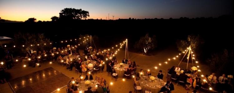 verlichting voor feesten en partijen