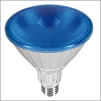 Blauwe PAR lamp