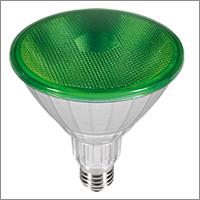 Groene PAR lamp