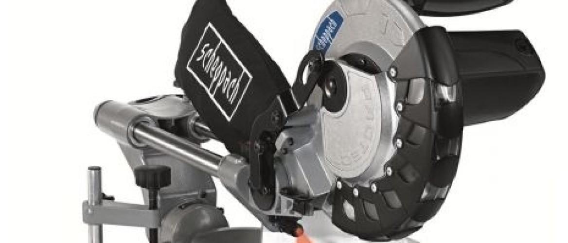 Houtbewerkeringsmachines van Scheppach voor zowel de doe-het-zelver als de aannemer!