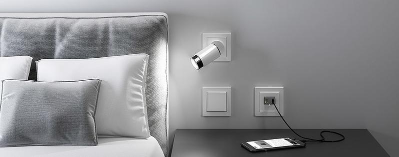 Gira Plug & Light
