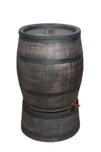 240 liter regenton Wineman hout