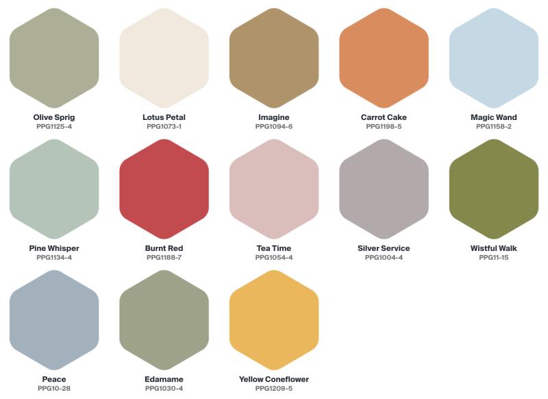 ppg-olive-sprig-kleur-2022-introspective-kleurenpalet
