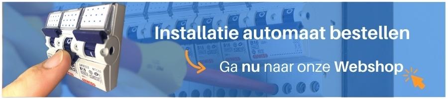 Installatieautomaat bestellen Lageweggroep