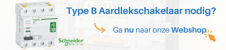 Type B Aardlekschakelaar