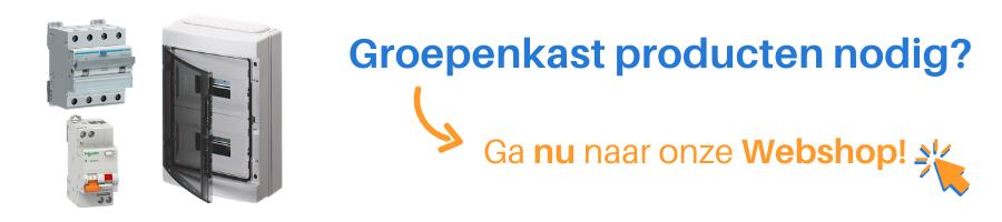 Zelf een nieuwe groepenkast bestellen bij 123Groepenkast.nl