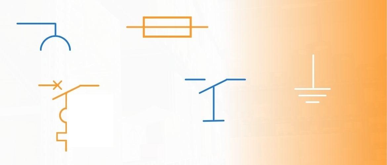 Welke symbolen in elektrotechniek?
