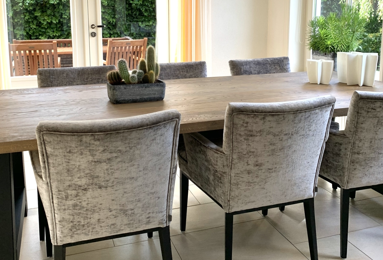 MAISON de la Bonne Vie adviseert alle mogelijkheden van Keijser & Co. Van eetkamerstoel tot en met inrichting van je totale huis.