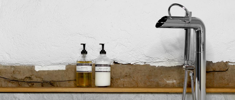 Jee-O badkamerstyling: een sfeer impressie uit onze Bed and Breakfast