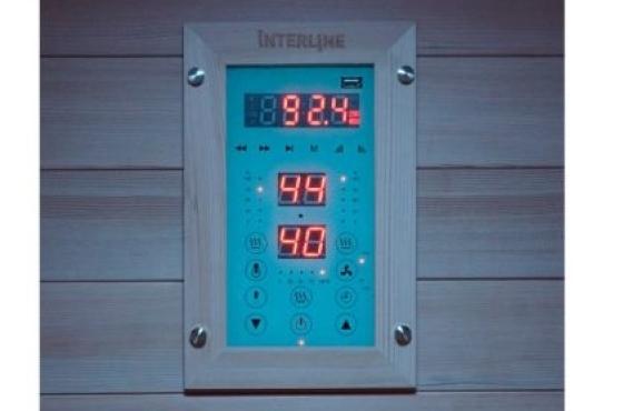 Interline infrarood hoekmodel jade