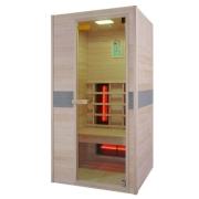 Luxe infrarood sauna 1 persoons