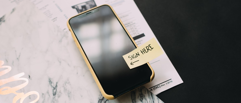 iPhone abonnement zonder BKR – is dit mogelijk?