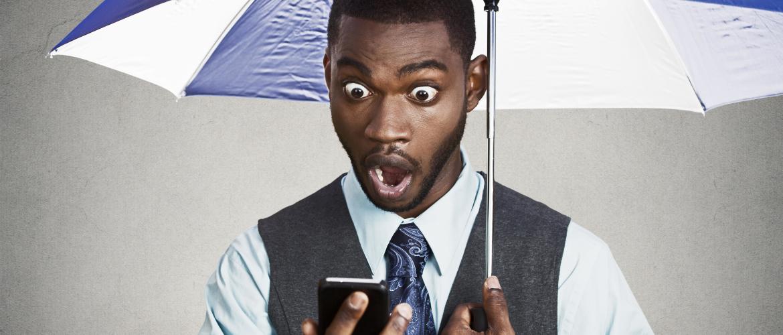 Smartphone defect? Je inboedelverzekering dekt vaak de schade