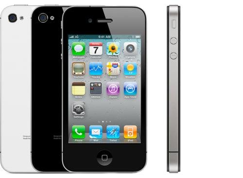 iPhone 4 herkennen