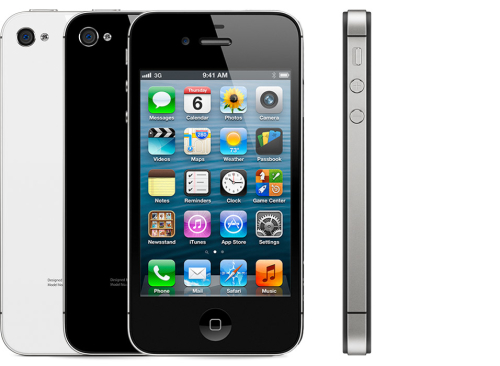 iphone 4s herkennen