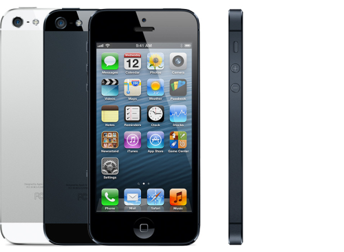 iPhone 5 herkennen