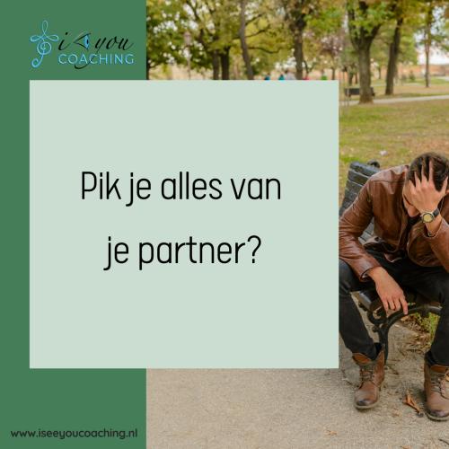 Laat jij je partners gedrag toe?