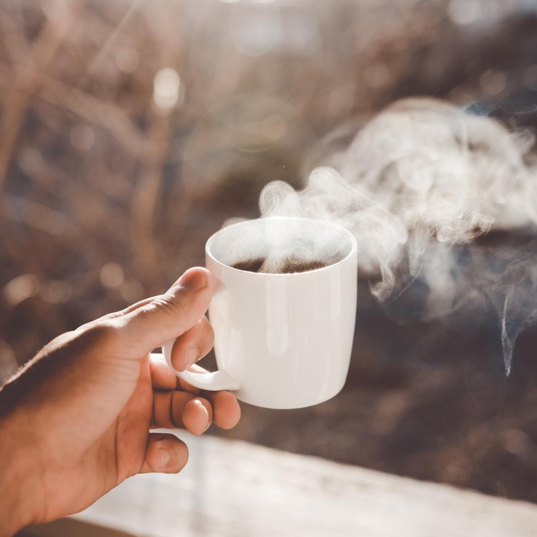 Koffie als ochtend ritueel