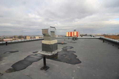 dak niet waterdicht