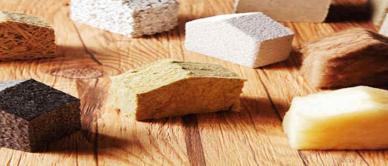 Duurzame isolatiematerialen