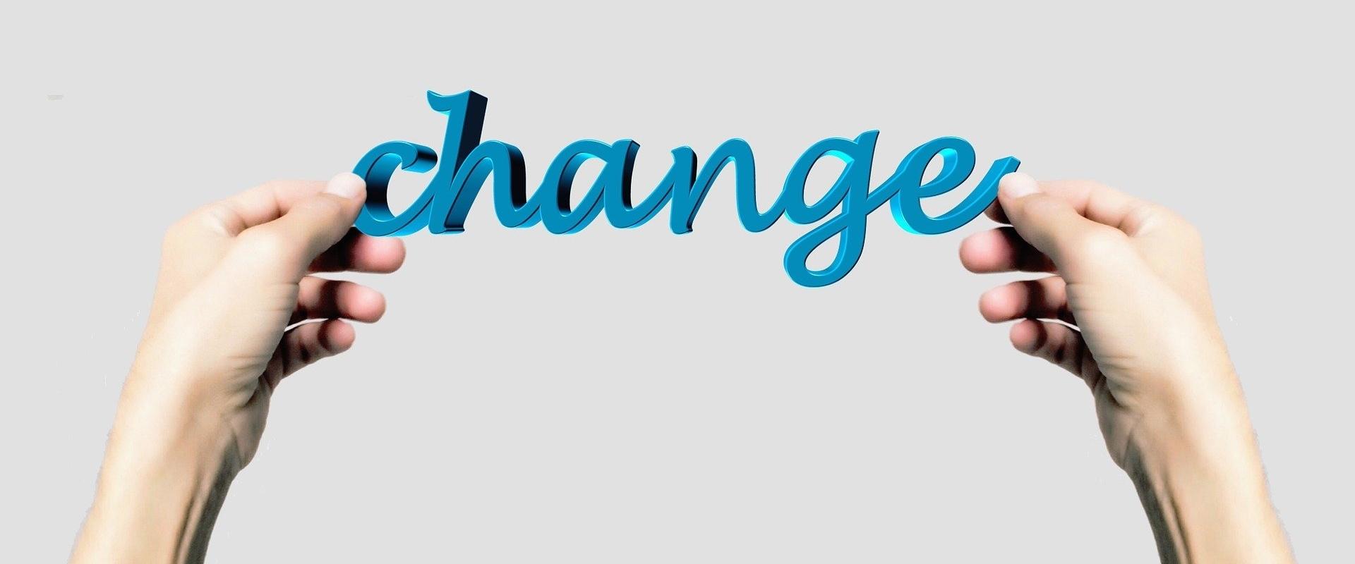 Welke grote verandering zou jij binnen je organisatie willen doorvoeren?