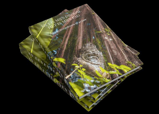 handboek met 40 levenslessen
