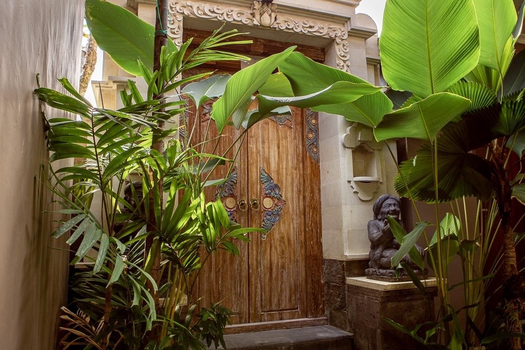 Bali opent deuren