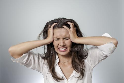 stress en frustratie