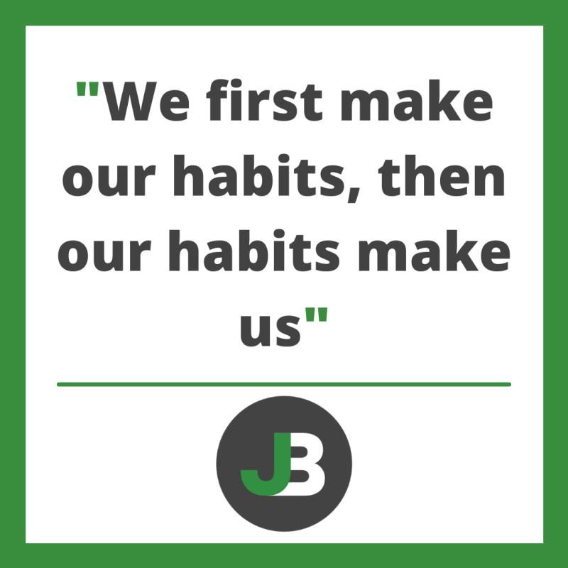 hoe werkt afvallen en de rol van gewoontes
