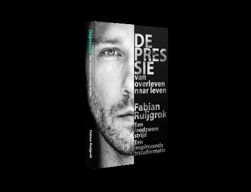 boek depressie van overleven naar leven