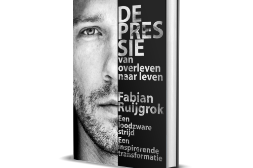boek depressie