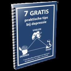 Gratis e-book 7 tips bij depressie