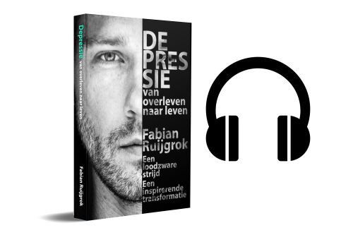 Luisterboek Fabian Ruijgrok je bent niet je depressie