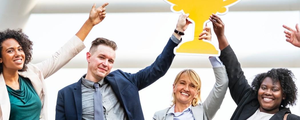 Hoe ondernemerswedstrijden voor free publicity zorgen