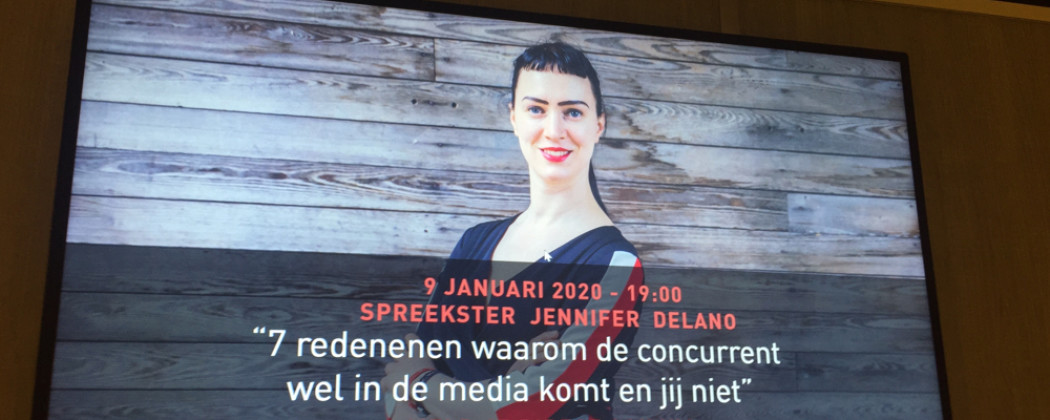 In de media komen als ondernemer @ Ondernemershuis Zoetermeer