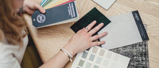 materiaal en kleuradvies