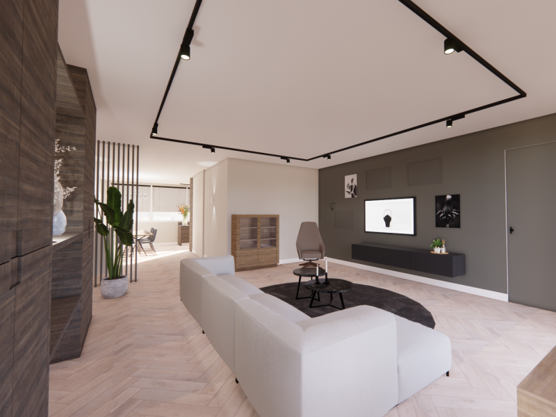 Interieurontwerper modern